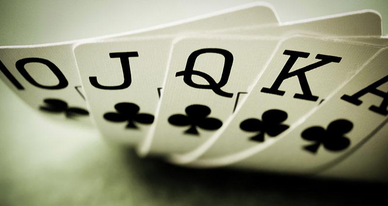 Casino - Pokerbordet